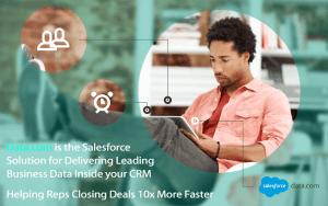 Salesforce Data.com