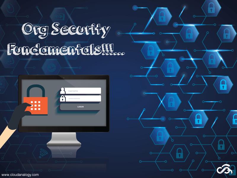Org Security Fundamentals