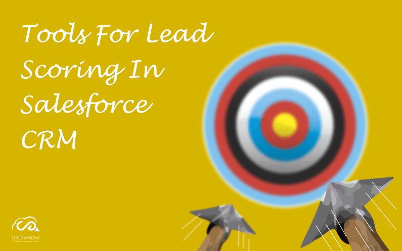 Salesforce Integrated Tool For Lead Scoring