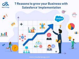 7 Reasons to grow your Business with Salesforce Implementation