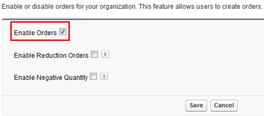 enable check box