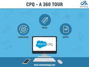 CPQ – A 360 tour