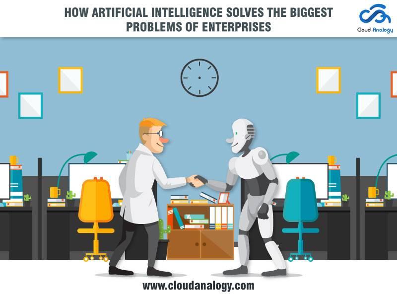 How Artificial Intelligence Solves The Biggest Problems Of Enterprises?