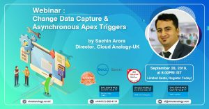 Upcoming Webinar: Change Data Capture & Asynchronous Apex Triggers