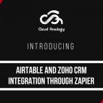 Airtable and Zoho CRM Integration through Zapier