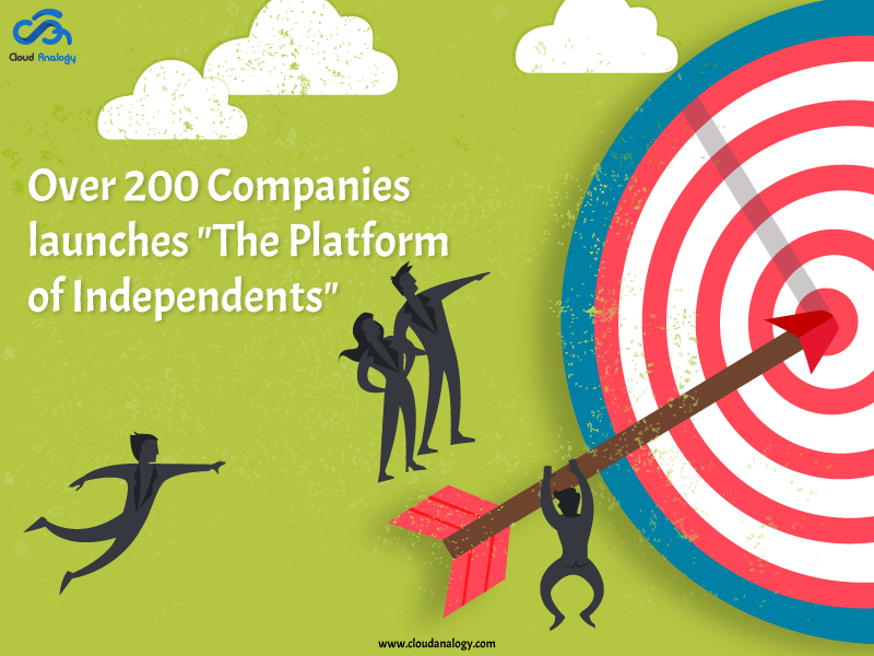 "Over 200 Companies launches ""The Platform of Independents"""