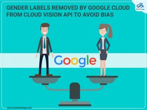 Gender Labels Removed By Google Cloud From Cloud Vision API To Avoid Bias
