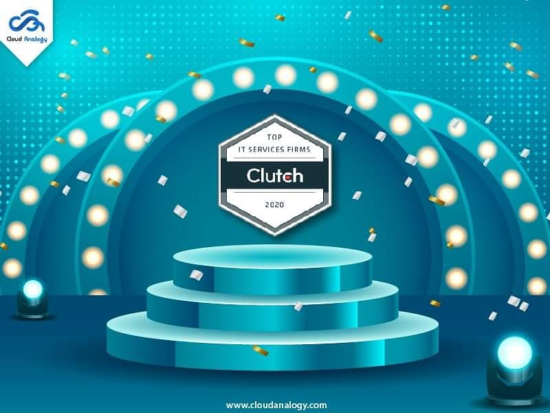 Cloud Analogy Receives Top IT Services Firm Award From Clutch