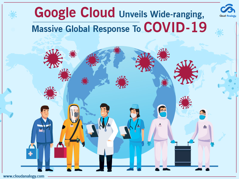 Google Cloud Unveils Wide-ranging, Massive Global Response To COVID-19