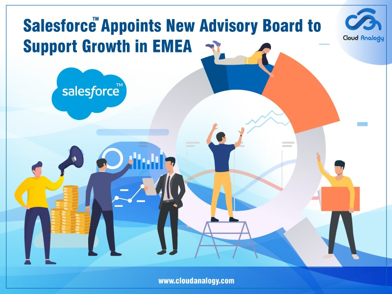 Salesforce Appoints New Advisory Board To Support Growth In EMEA