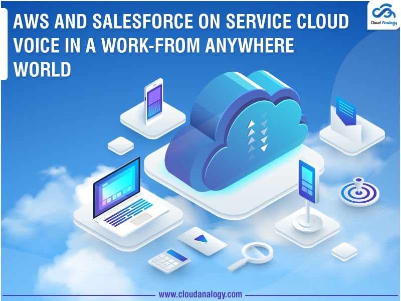 AWS And Salesforce On Service Cloud Voice In A Work-From Anywhere World