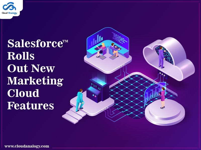Salesforce Rolls Out New Marketing Cloud Features