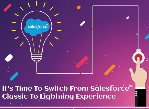 It's Time To Switch From Salesforce Classic To Lightning Experience