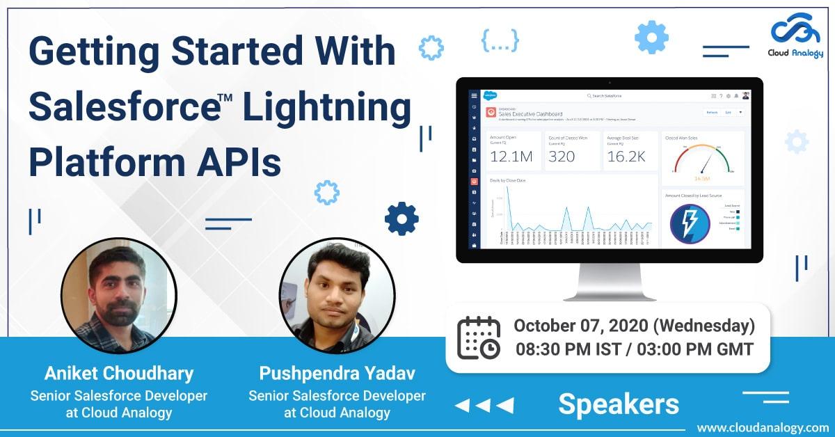 Getting Started With Salesforce Lightning Platform APIs linkdin
