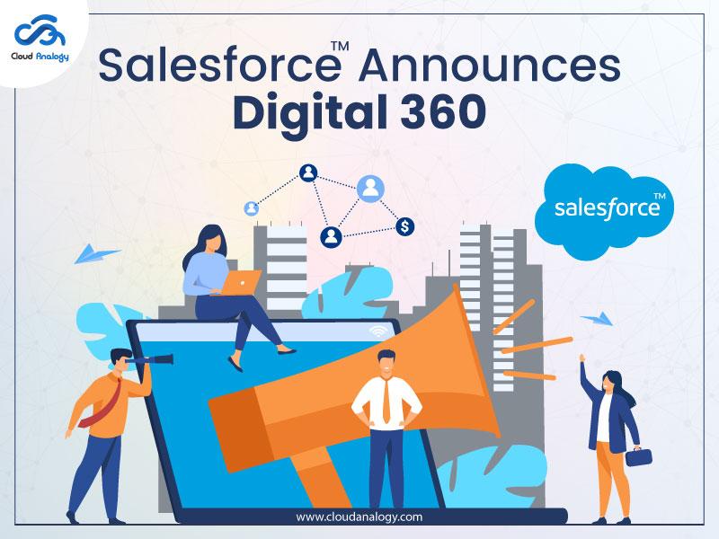Salesforce Announces Digital 360