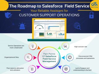 Get On The Road With Salesforce Field Service
