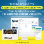 Get on the road With Field Service Lightning