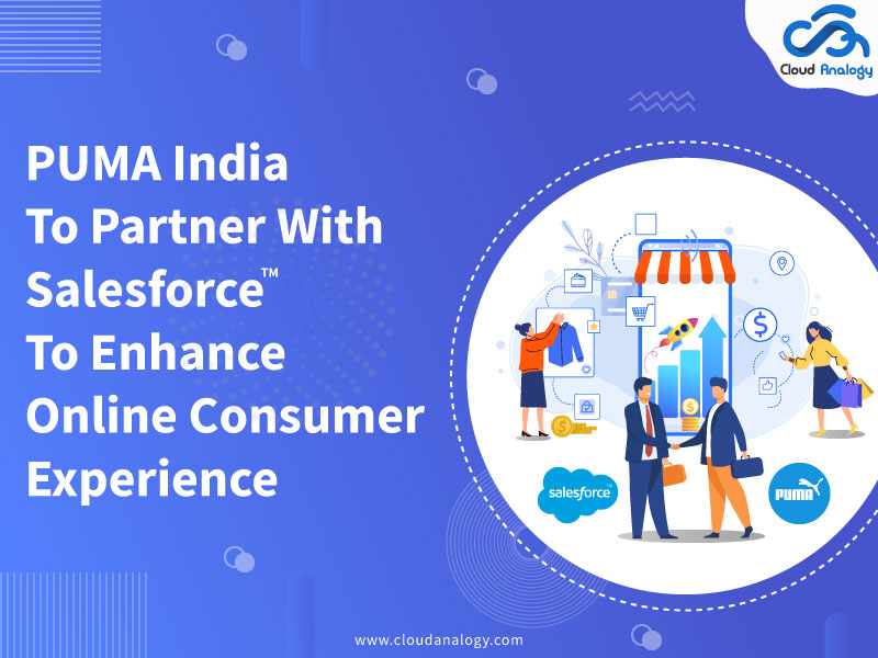 PUMA India To Partner with Salesforce To Enhance Online Consumer Experience