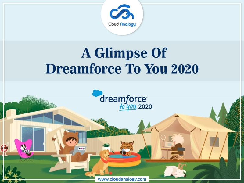 A Glimpse Of Dreamforce To You 2020
