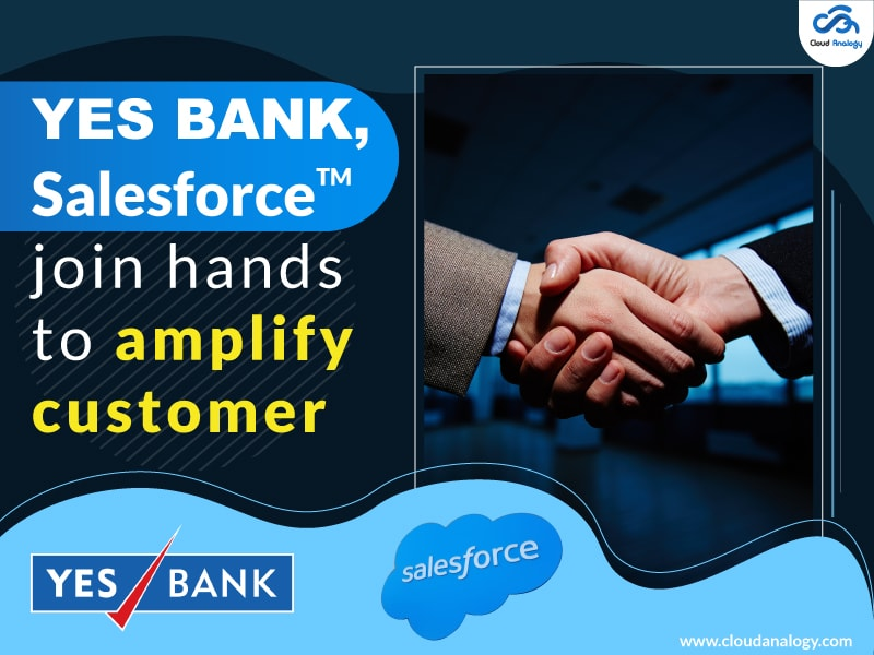 YES BANK Joins Hand With Salesforce To Boost Retail Growth