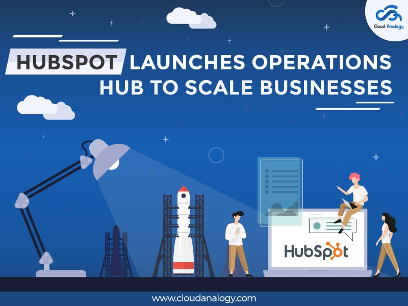 HubSpot Launches Operations Hub To Scale Businesses