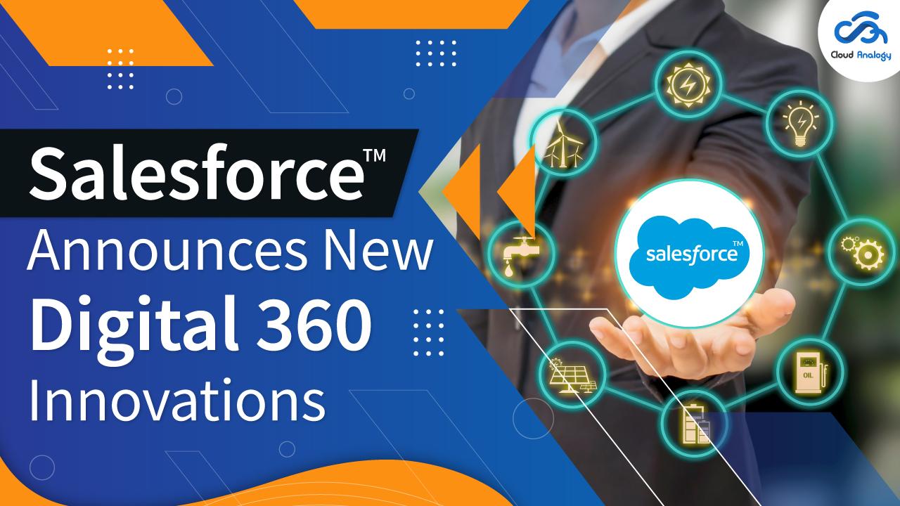 Salesforce Announces New Marketing, Commerce Cloud Features To Help Businesses Go Digital